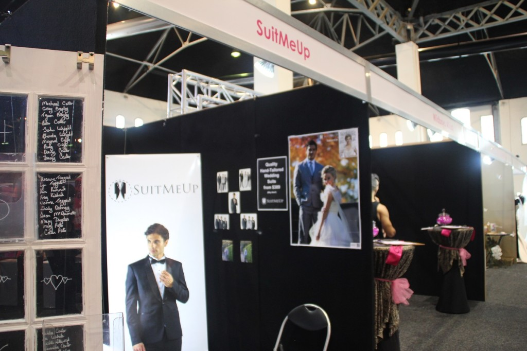 SuitMeUp Booth